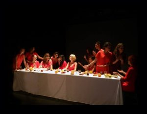 veronica ruth frias- last supper - le bastart